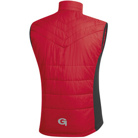 Gonso Demos - Gilet cyclisme Homme - rouge